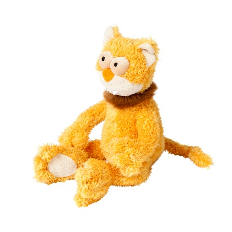 Chase the Cat Plush Dog Toy 2