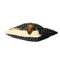 Snuggle Bed - Dotty Charcoal