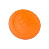 West Paw - Zogoflex® Zisc Flying Disc – Tangerine