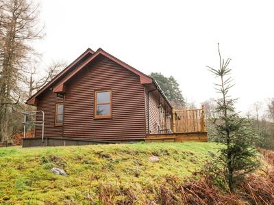 Fersit Log Cottage, Highland, Roy Bridge