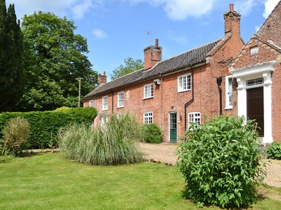 Mill House, Norfolk, Burgh