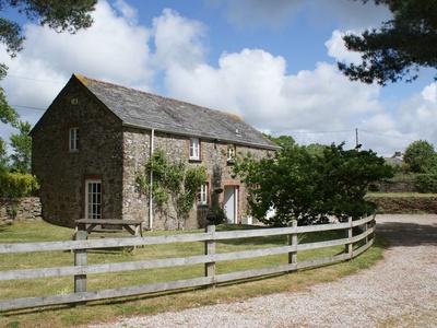 Trewethern Barn, Cornwall, Wadebridge