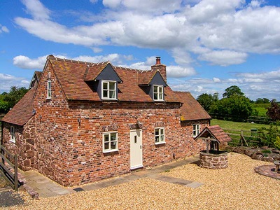 Strine View Cottage, Shropshire, Telford