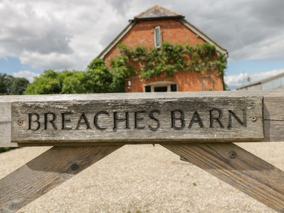 Breaches Barn, Hampshire, Fordingbridge