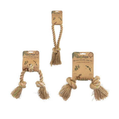 Honest Hemp Dog Toy Pack
