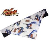 Zukie Style - Classic Chun-Li Arcade Dog And Cat Bandana