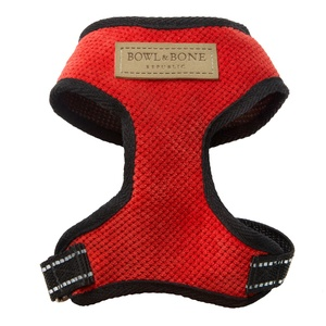 Candy Dog Harness - Red