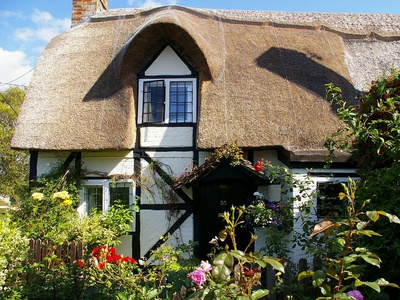 Small Cottage, Wiltshire, Hilmarton