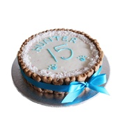 Arton & Co - Personalised Dog Birthday Cake