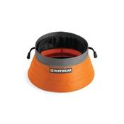 Ruffwear - Ruffwear Bivy Cinch Bowl - Campfire Orange