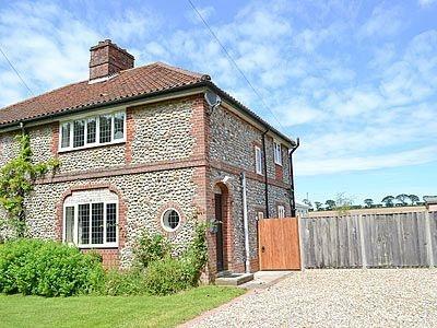 Heather Cottage, Norfolk, Thorpe Market