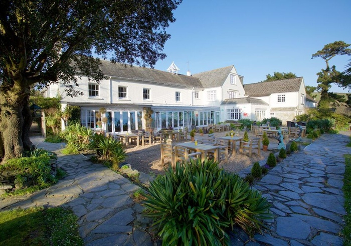 Talland Bay Hotel, Cornwall 1