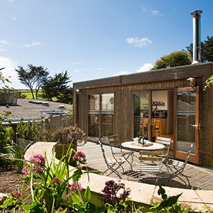 <strong>The Park, Cornwall:</strong> Right on the coast, enjoy lots of beach walkies from these cottages