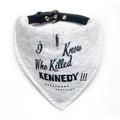 Kennedy Dog Bandana Collar