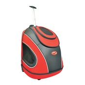 InnoPet - Mobile Pet Carrier in Red