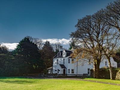 Greshornish House, Isle of Skye, Edinbane