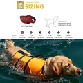 Ruffwear K-9 Float Coat - Red Currant 4