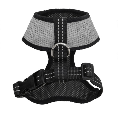 Candy Dog Harness - Grey 2