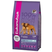 Eukanuba - Eukanuba Puppy & Junior Large Breed Dog Food 3kg