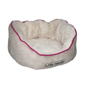 Little Rascals - Little Rascals Night Night Pet Bed – Beige