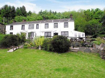 Wreay Farmhouse, Cumbria