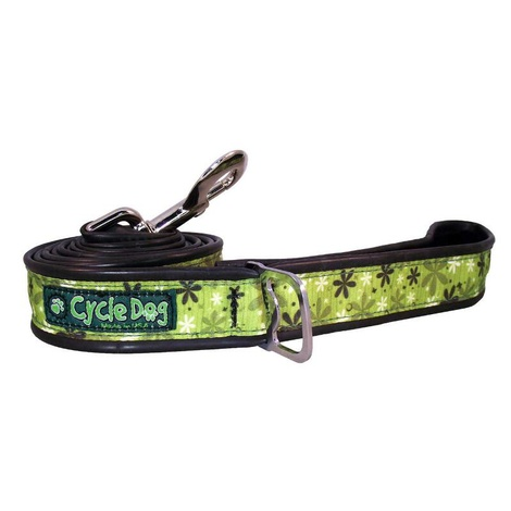 Apple Green Retro Dog Lead