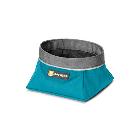Ruffwear Quencher Bowl - Pacific Blue