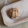 Rope Ball Natural  2