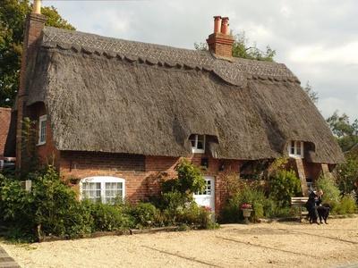 Thatched Cottage Hotel, Hampshire, Brockenhurst
