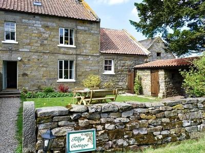 Tilly's Cottage, North Yorkshire, Goathland