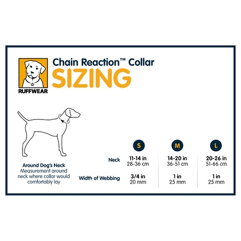 Chain Reaction Dog Collar - Meadow Green 4