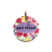 Ditsy Pet - Blossom Pet ID Tag