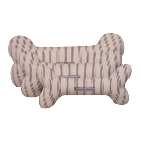 Organic Squeaky Bone Toy 2