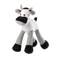 Mooing Cow Corduroy Dog Toy