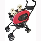 InnoPet - Pink Buggy 5 in 1