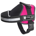 Cool Dog K9 Trek Harness in Pink