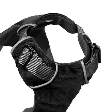 Load Up Car Harness - Obsidian Black 4