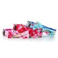 "Pink Vintage Primrose Bow Collar 1"" Width 2"