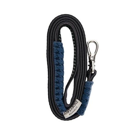 Soho Dog Lead – Navy 2