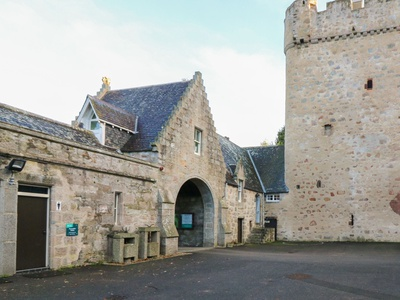 Courtyard Cottage, Aberdeenshire, Banchory