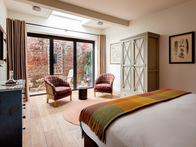 The Eastbury Hotel & Spa, Dorset, Sherborne
