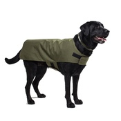 PetsPyjamas - Pawditch Khaki Dog Coat