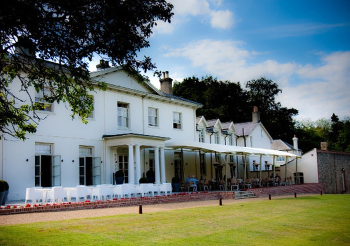 Kesgrave Hall Hotel, Suffolk 1