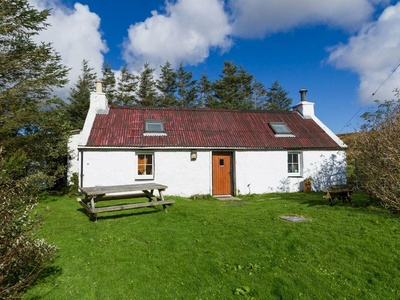 Moo Cottage, Isle of Skye, Struan
