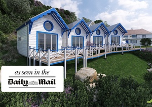 Beach Hut Suites at The Cary Arms, Devon 6