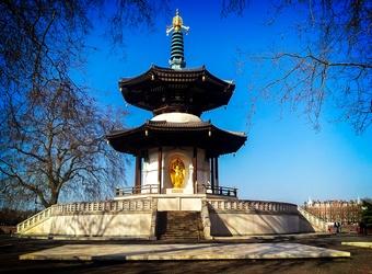 Battersea Park - SW11 4NJ