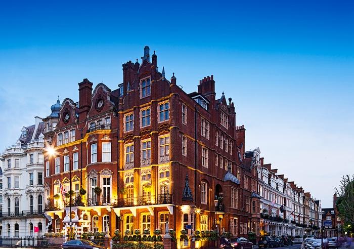 The Milestone Hotel, London 1