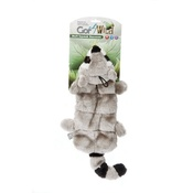 Gor Pets - Gor Wild Multi-Squeak Dog Toy - Raccoon