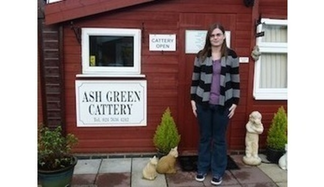 Ash Green Boarding Cattery