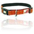 Comfort Padded Dog Collar – Orange 2